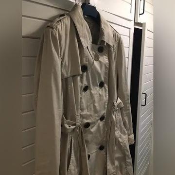 trencz płaszcz 42
