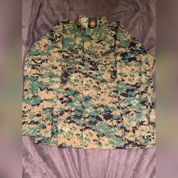 Koszula US Marines marpat green