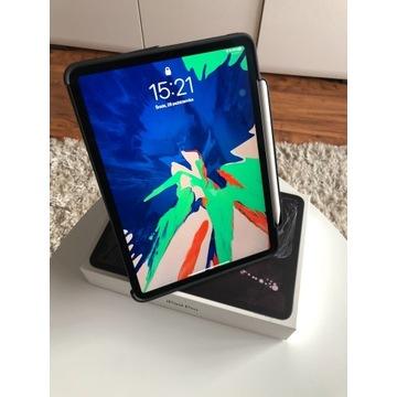 iPad Pro 11 WiFi + Celluar z rysikiem i gwarancją