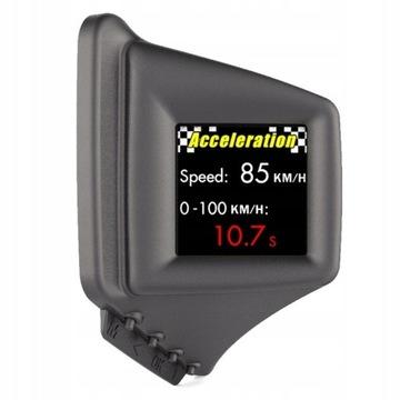 Wyświetlacz ODB+GPS