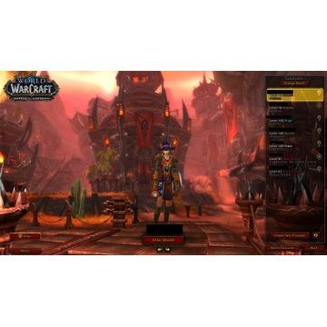 Konto Blizzard: WOW do 2.2021, Starcraft2, Diablo3