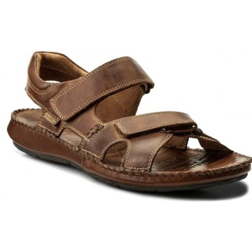 NOWE Pikolinos sandały skórzane męskie R41