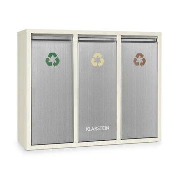 Ordnungshüter 3 kosz pojemniki na śmieci segregacj