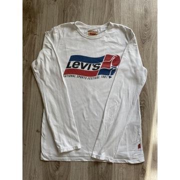 Levi's koszulka na długi rękaw