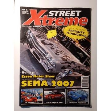 Magazyn Street Xtreme Nr 6 Grudzień 2007 Tuning