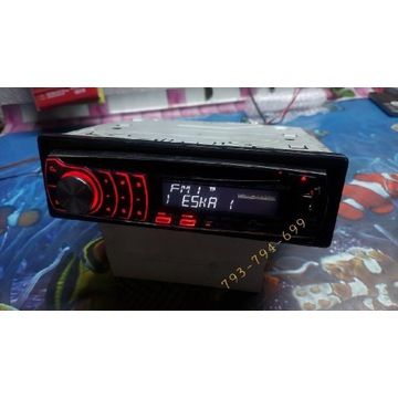 Radio Pioneer DEH-6300SD cd aux sd usb 3xRCA