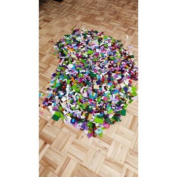 8 KG Klocków LEGO Friends Oryginał