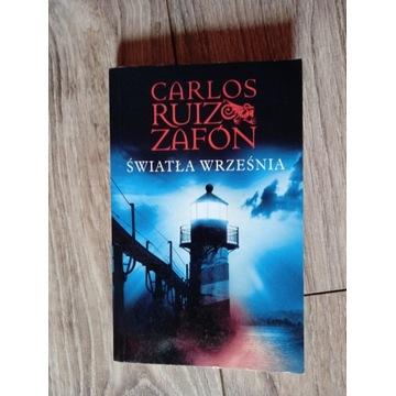 Światła września Carlos Ruiz Zafón
