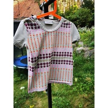 Koszulka Tom Tailor 128/bluzka H&M 128