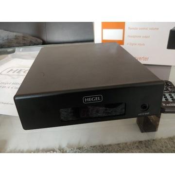 Przetwornik cyfrowo analogowy DAC Hegel Hd12 dsd
