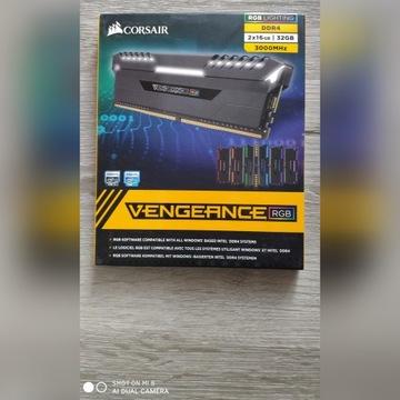 Corsair Vengeance RGB Series 32GB (2x16GB) DDR4