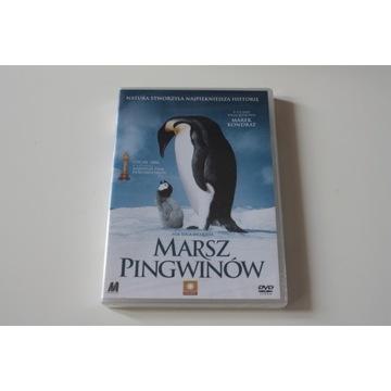 Marsz Pingwinów- w folii - polskie wydanie