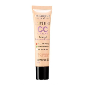BOURJOIS 123 Perfect CC Cream 32 Light Beige 30ml