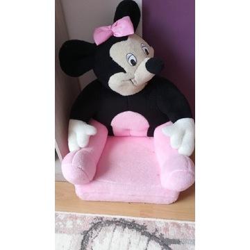 Fotelik rozkładany myszka Minie