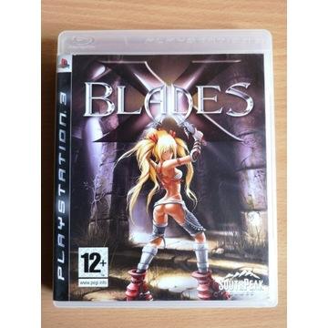 Gra PS3 X Blades PlayStation 3