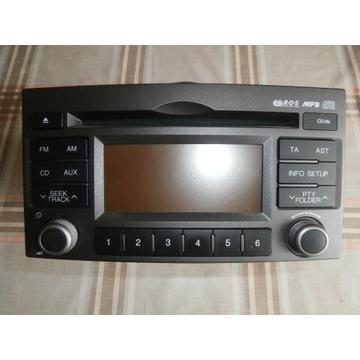 Radioodtwarzacz samochodowy do Kia/Hyundai