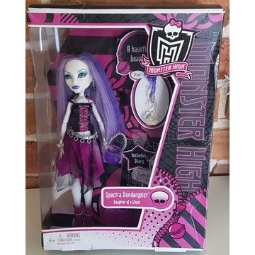 Lalka Monster High Spectra Vondergeist kolekcja