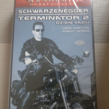 TERMINATOR 2  VHS