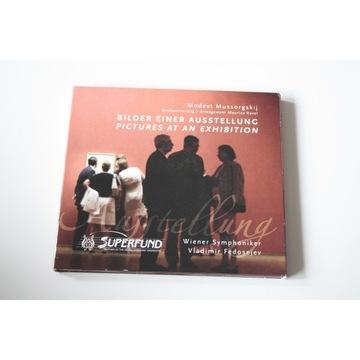 MUSSORGSKIJ -PICTURES AT AN EXHIBITION- WIENER SYM