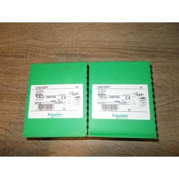 Stycznik CAD32P7 X2 sztuki Schneider