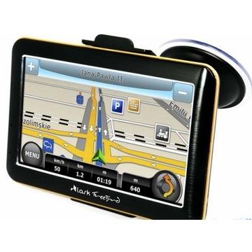 Nawigacja samochodowa Lark GPS FreeBird 50.1 MapaM