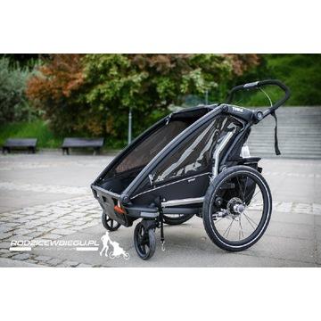Przyczepka rowerowa Thule Chariot Sport 2