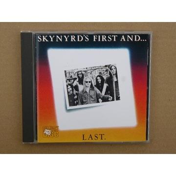 Lynyrd Skynyrd - Lynyrd's First and Last 1996 GER.