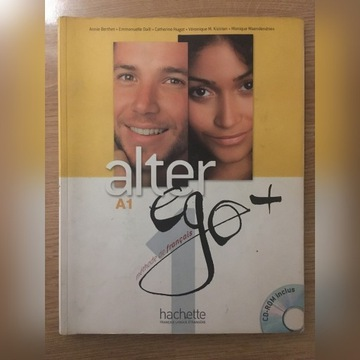 Alter Ego A1+ 1 podr.+ CD HACHETTE
