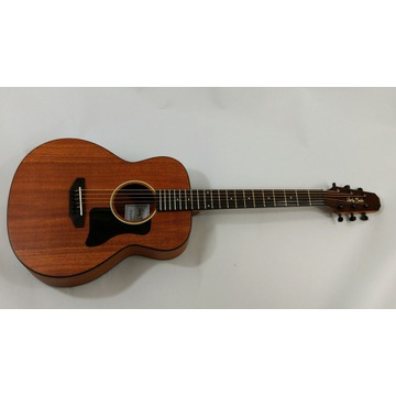 Harley Benton GS-Travel Mahogany Gitara podróżna