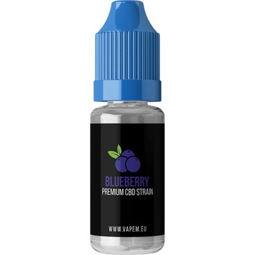 Olejek CBD 10 ml 3 % CBD Blueberry
