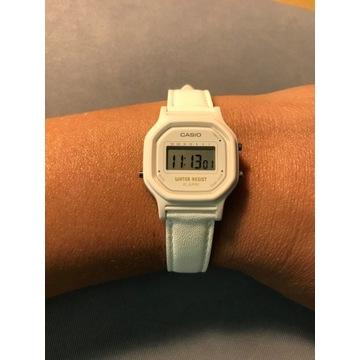 Nowy zegarek CASIO LA-11WL-7A DZIEWCZYNKA Komunia