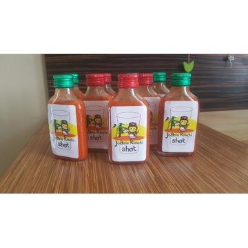 Kimchi Shot Probiotyk Na zdrowie i na kaca 100 ml