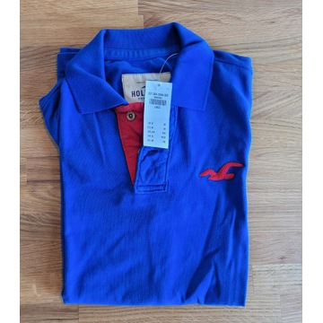 T-shirt Hollister rozm. L NOWY