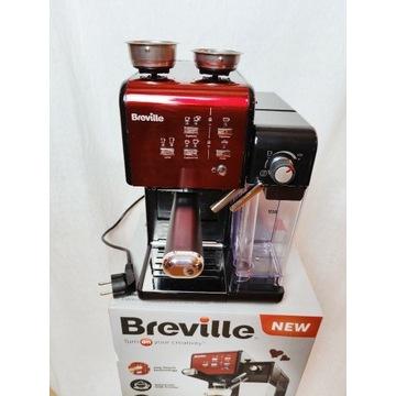 Ekspres ciśnieniowy breville prima latte II