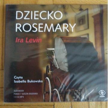 "Audiobook Ira Levin - ""Dziecko Rosemary"" PL, nowy"