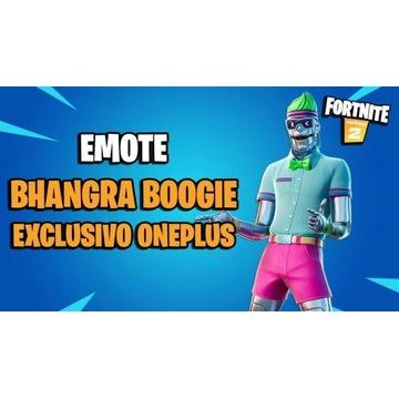 Fortnite Emotka - Bhangra Boogie Dance [TANIEC]
