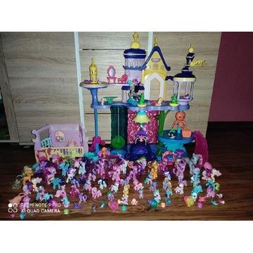 My Little Pony MLP duży zestaw