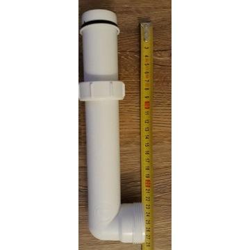 kolanko odpływu fi 40 typ L element B
