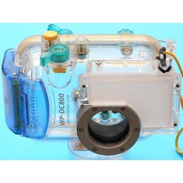 Canon WP-DC 800 podwodny na Canon S500 S410
