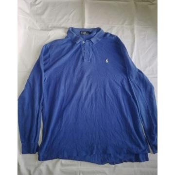 Ralph Lauren koszulka polo long xxl bdb
