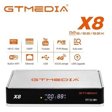 GTMEDIA X8 NOWOŚĆ 2020