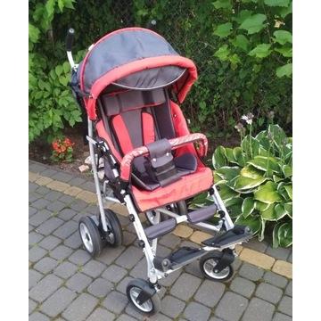 Wózek/ parasolka dla dziecka z niepełnisprawnością