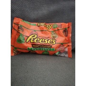 Cukierki Reese's Reeses z masłem orzechowymm