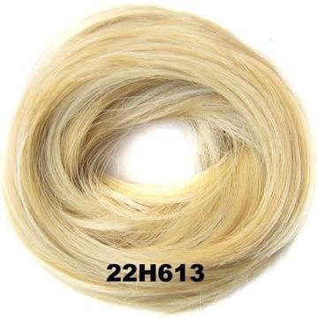 Gumka do włosów koczek kok - kolor 22H613#