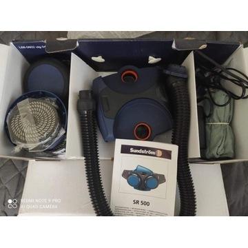 Sundstrom SR500 zestaw oczyszczający powietrze