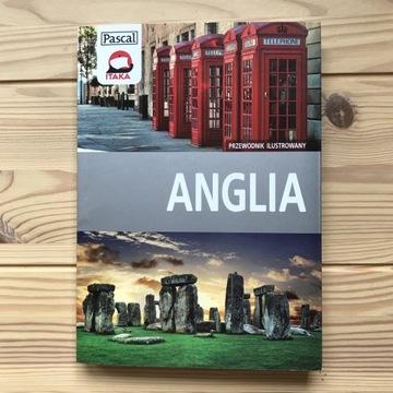 Anglia, przewodnik ilustrowany, itaka