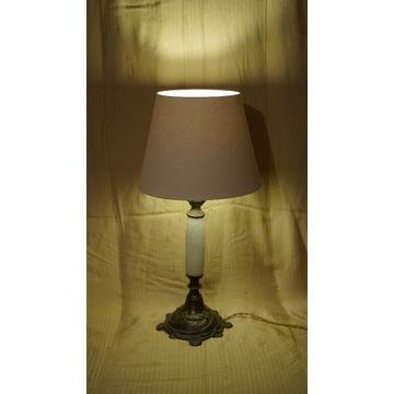 Lampka stojąca, antyk
