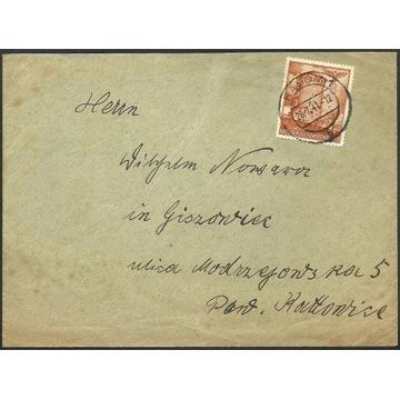 Radom GG koperta z 28.07.1941