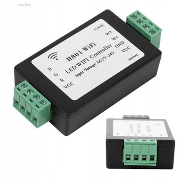 H801 RGB RGB+W+W + Supla