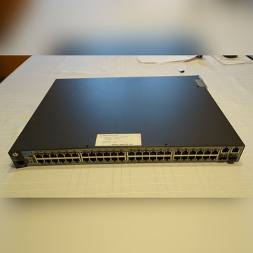 Switch HP J9778A 2530-48 48-Port PoE+